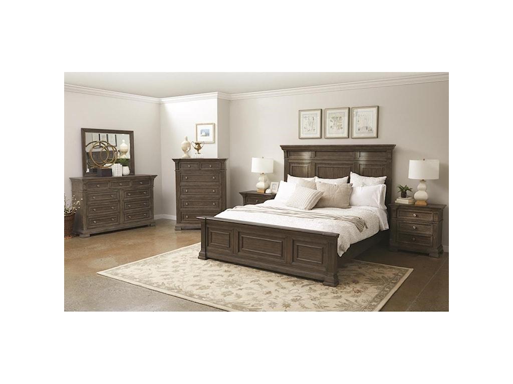 Samuel Lawrence ArlingtonQueen Bedroom Group
