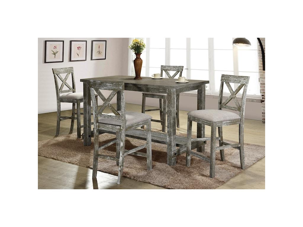 Samuel Lawrence AxisPub Table