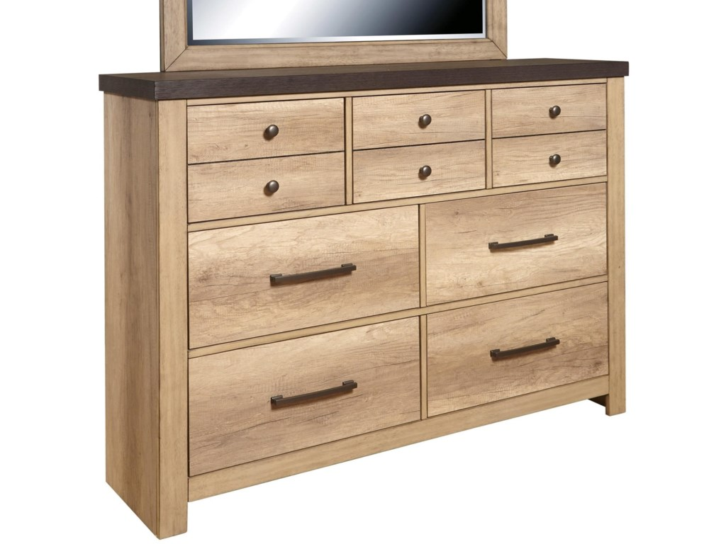 Samuel Lawrence Barnwood7-Drawer Dresser
