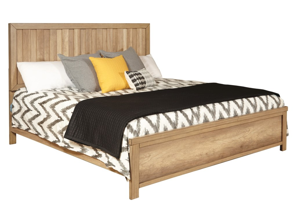 Samuel Lawrence BarnwoodQueen Low Profile Bed