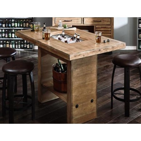 Brewing Cooler Table