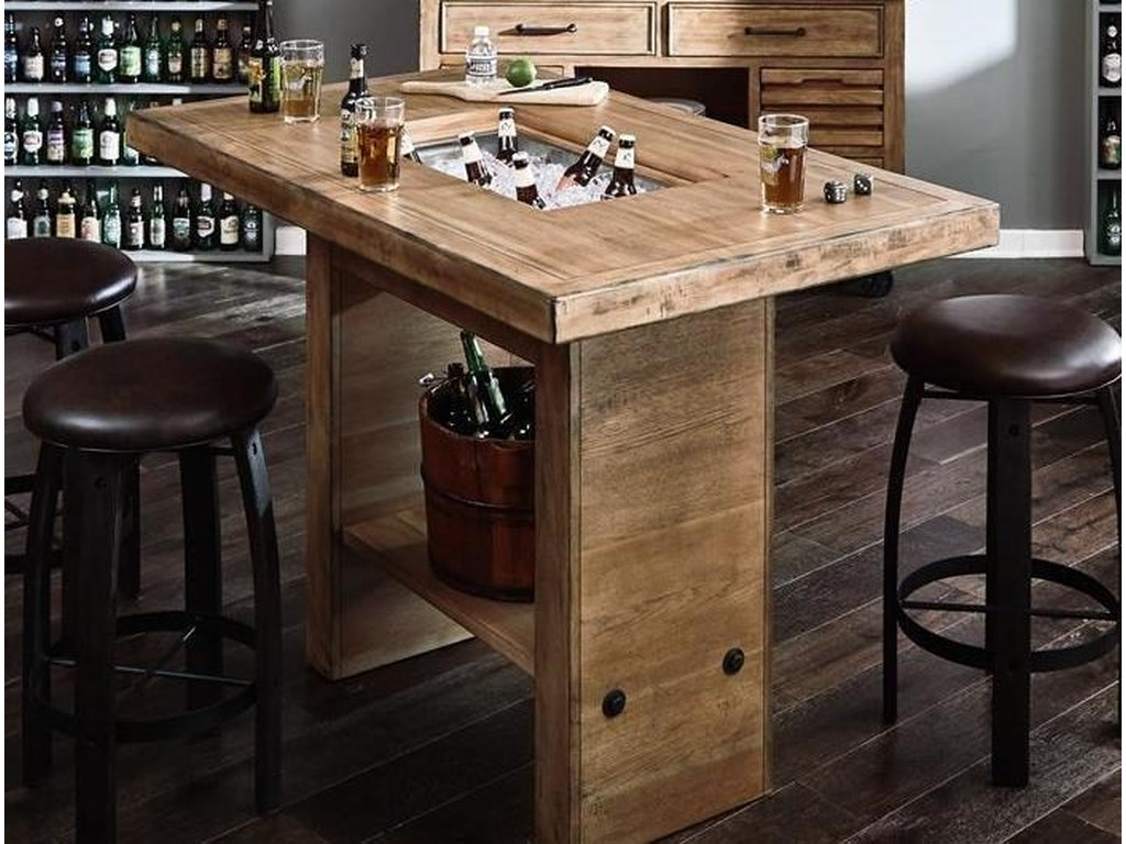 Samuel Lawrence BrewingBrewing Cooler Table