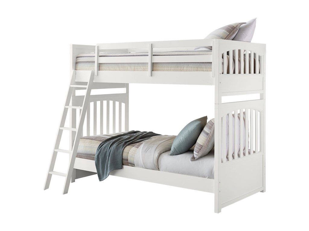 Samuel Lawrence Bunk BedsFull-Over-Full Bunk Bed