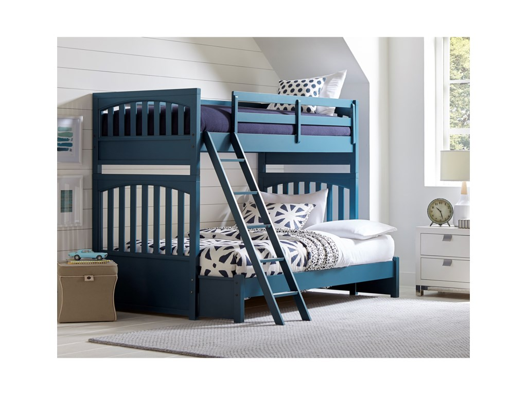 Samuel Lawrence Bunk Beds1Twin-Over-Full Bunk Bed
