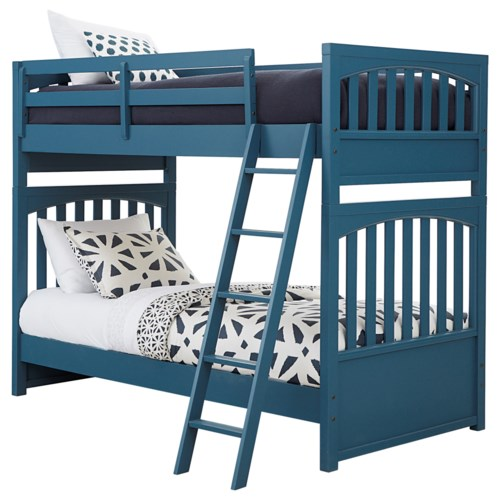 Samuel Lawrence Bunk Beds1 Full Over Full Bunk Bed With Open Slat