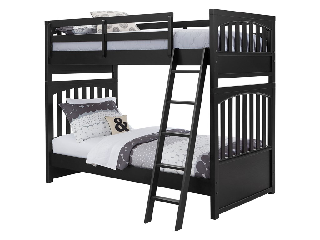 Samuel Lawrence Bunk Beds2Twin-Over-Twin Bunk Bed