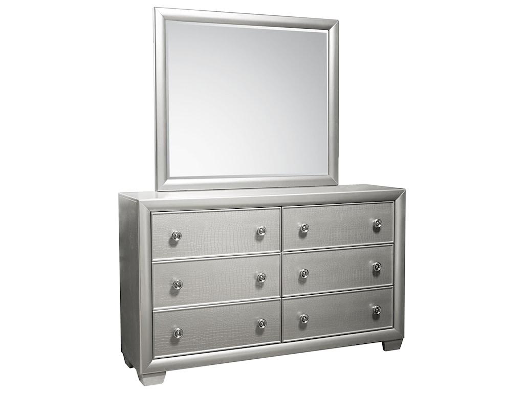 Samuel Lawrence CelestialDrawer Dresser