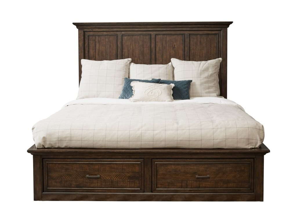 Samuel Lawrence Chatham Parkking Storage Bed