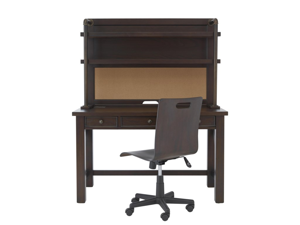 Samuel Lawrence ClubhouseDesk and Hutch