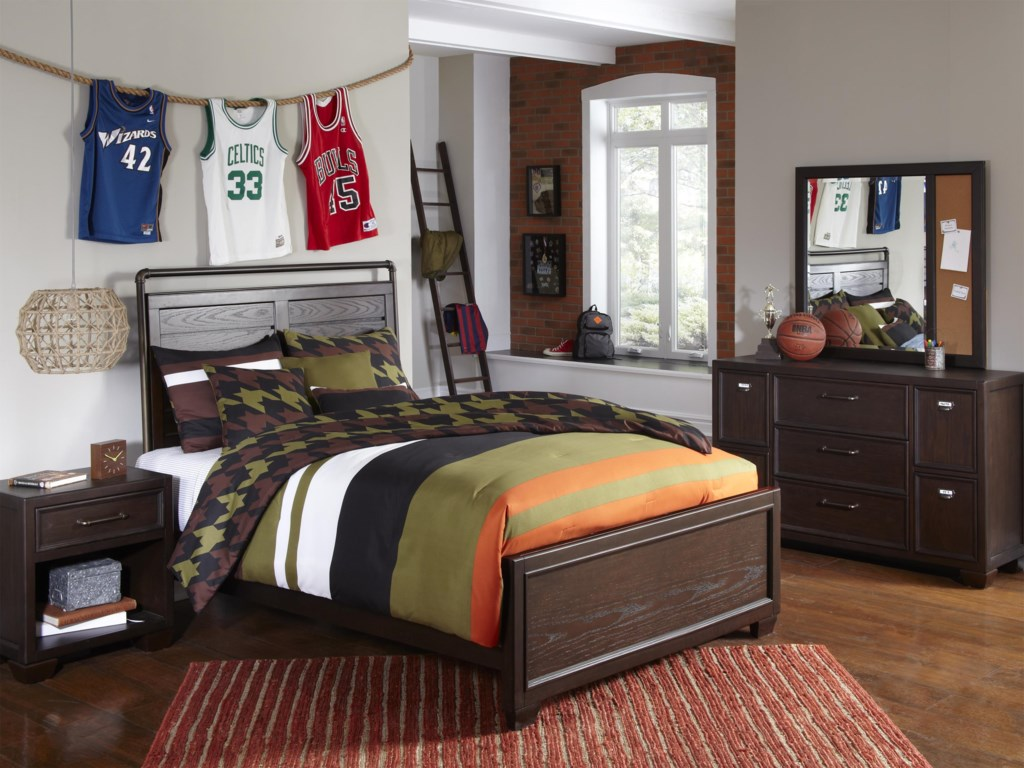 Samuel Lawrence ClubhouseTwin Bed