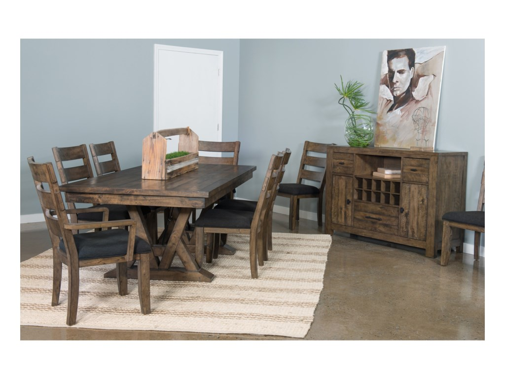 Samuel Lawrence DakotaFormal Dining Room Group
