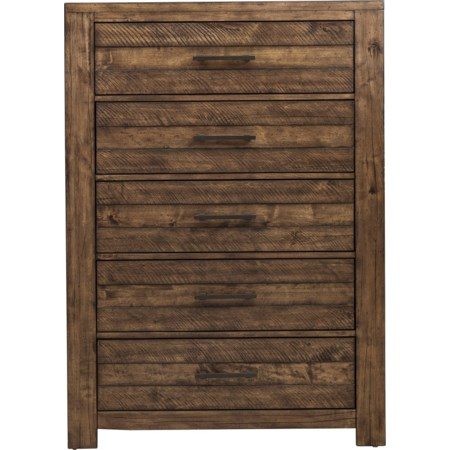 Decker Drawer Chest