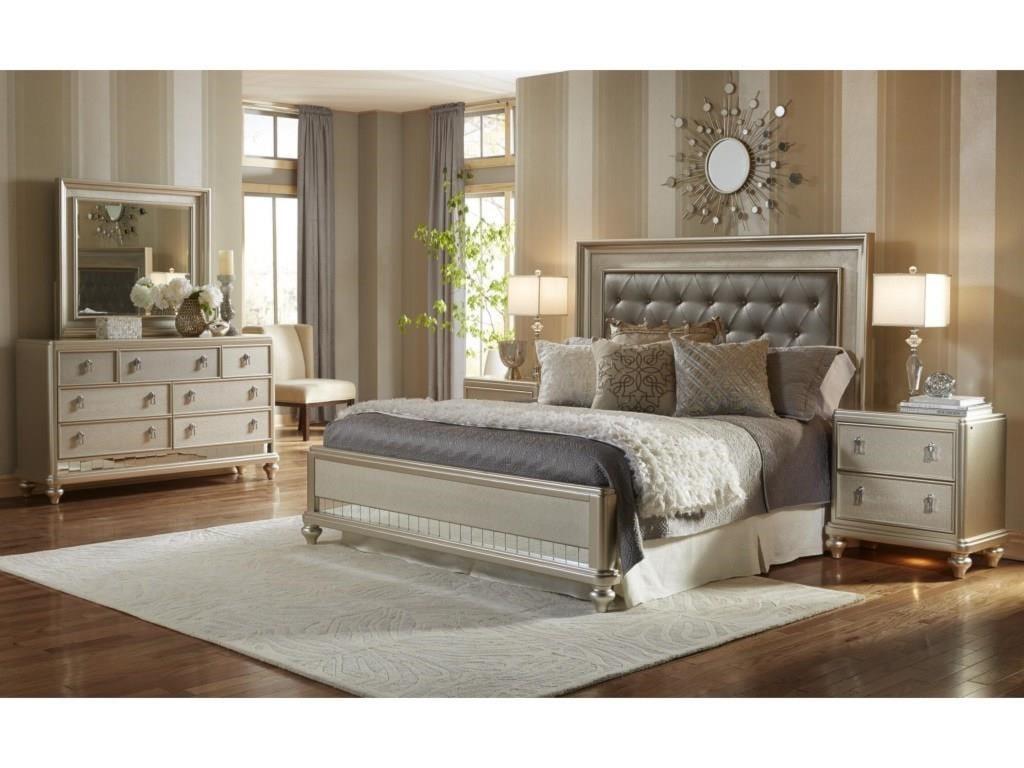 Samuel Lawrence DivaKing Bedroom Group