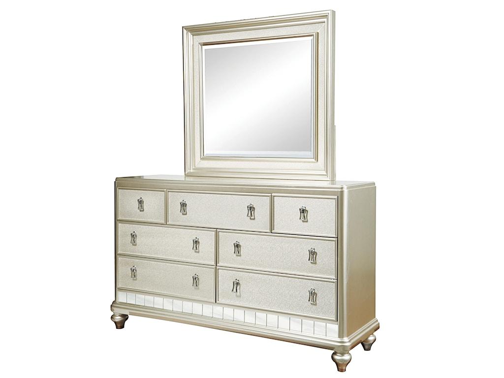 Samuel Lawrence DivaLandscape Mirror