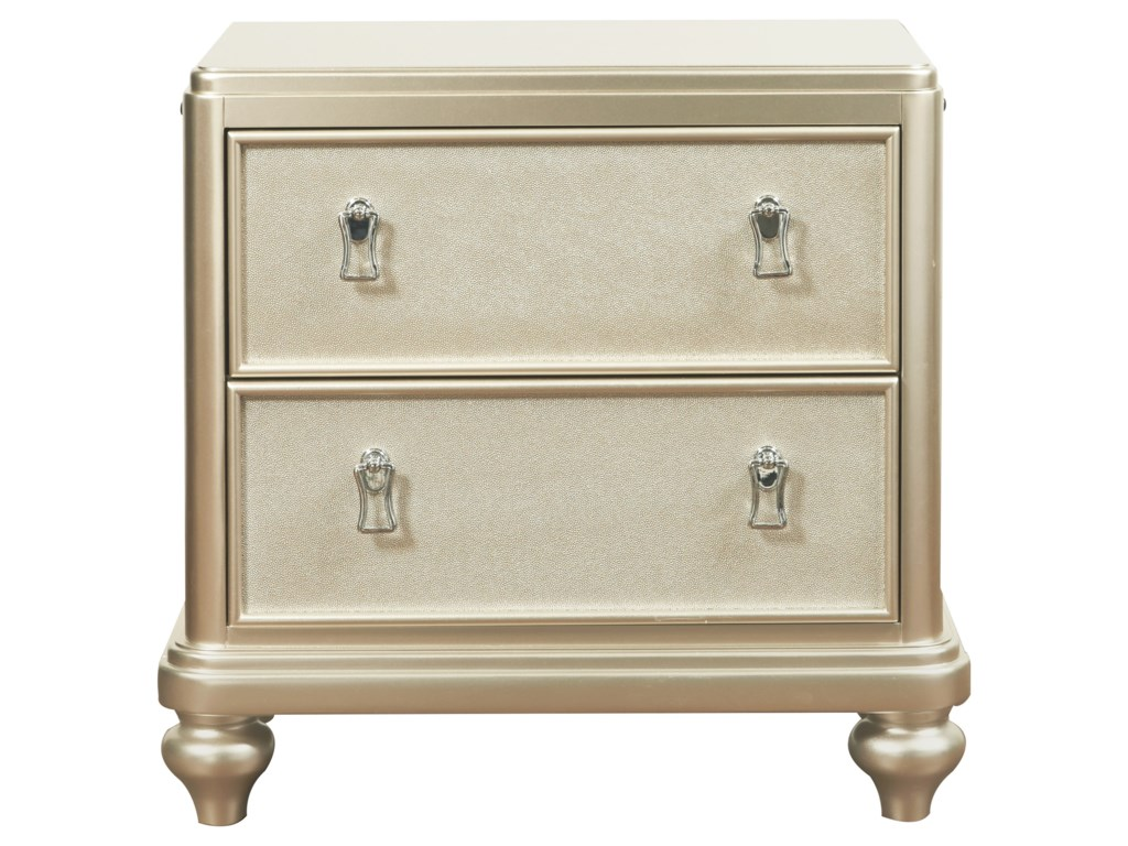 Morris Home Furnishings South BeachSouth Beach Nightstand