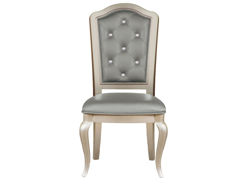 Samuel Lawrence DivaSide Chair