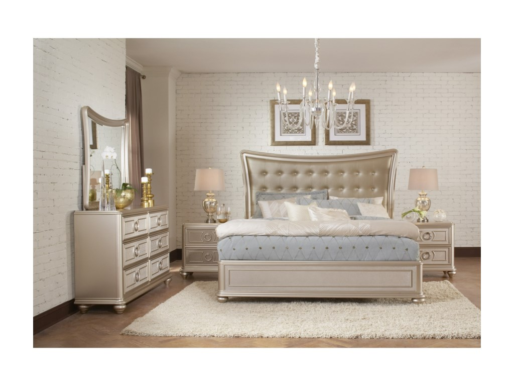 Samuel Lawrence DynastyQueen Bed