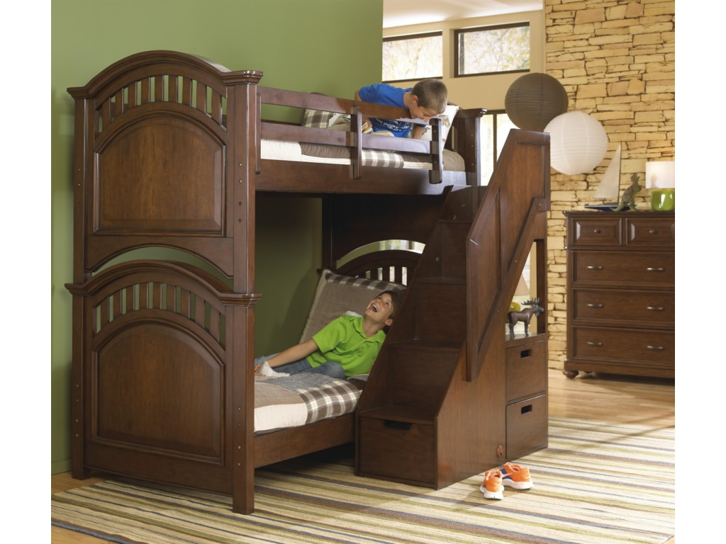 Samuel Lawrence Expedition YouthTwin Bunk Bed