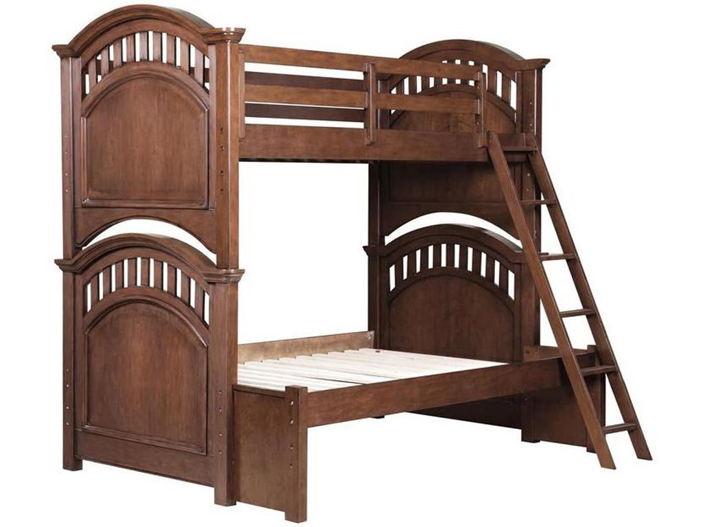 Samuel Lawrence GriffinTwin Over Full Bunk Bed