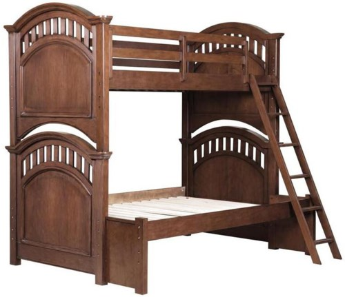 Elegant Samuel Lawrence Expedition Youth Twin Full Bunk Bed Inspirational - Lovely bunk bed guard rail Trending
