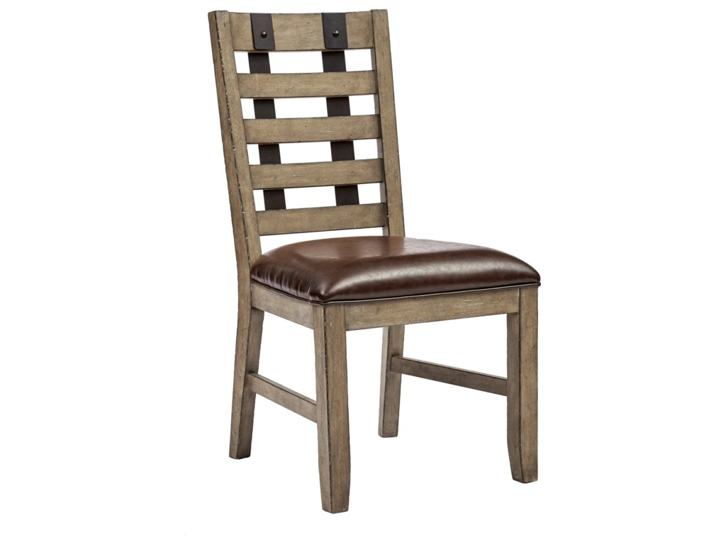 Samuel Lawrence Flatbush6 Piece Table and Chair Set with Bench