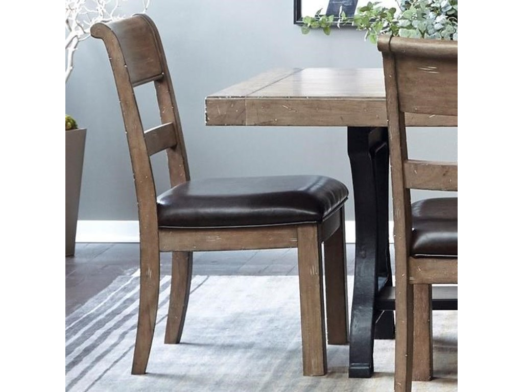 Samuel Lawrence Flatbush7 Piece Table and Chair Set