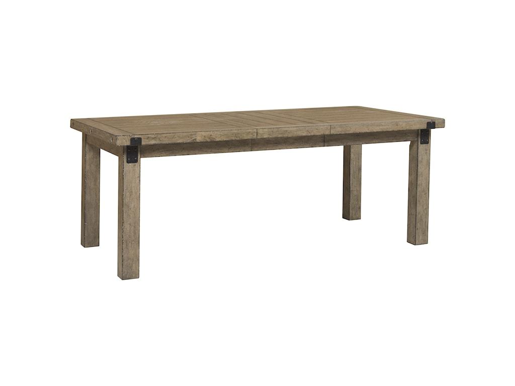 Samuel Lawrence Flatbush7 Piece Table and Chair Set