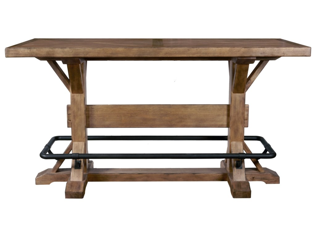 Samuel Lawrence Furniture City Brewing Blondestand Up Brew Pub Table