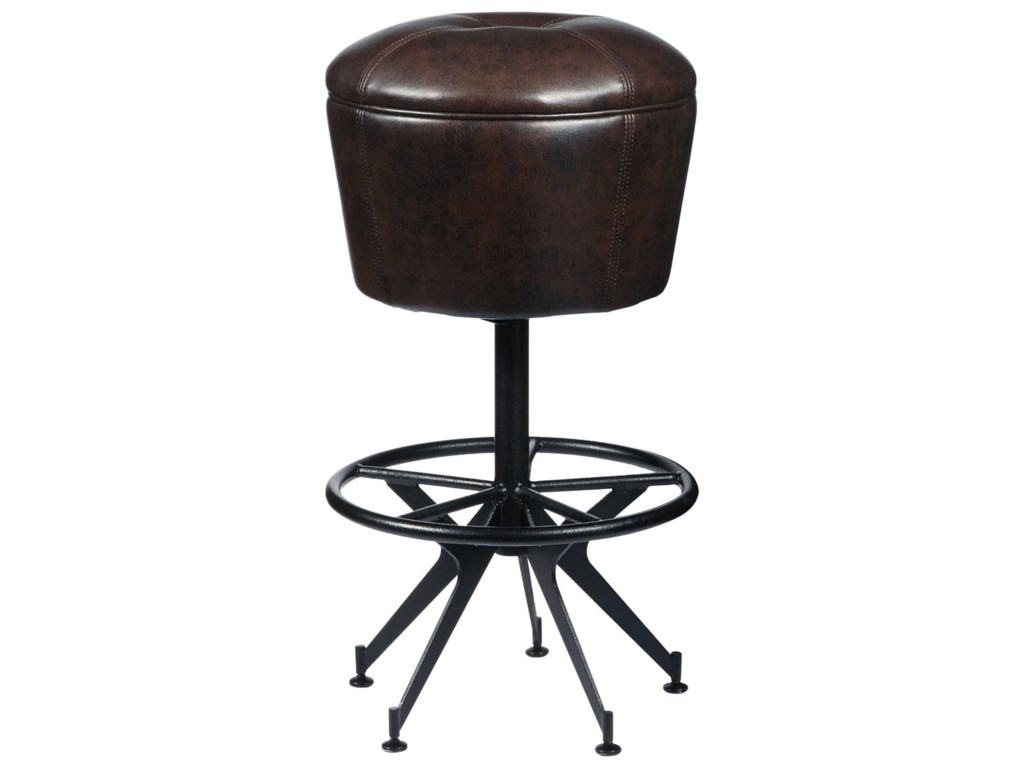Samuel Lawrence Furniture City Brewing - BlondeAle House Bar Stool