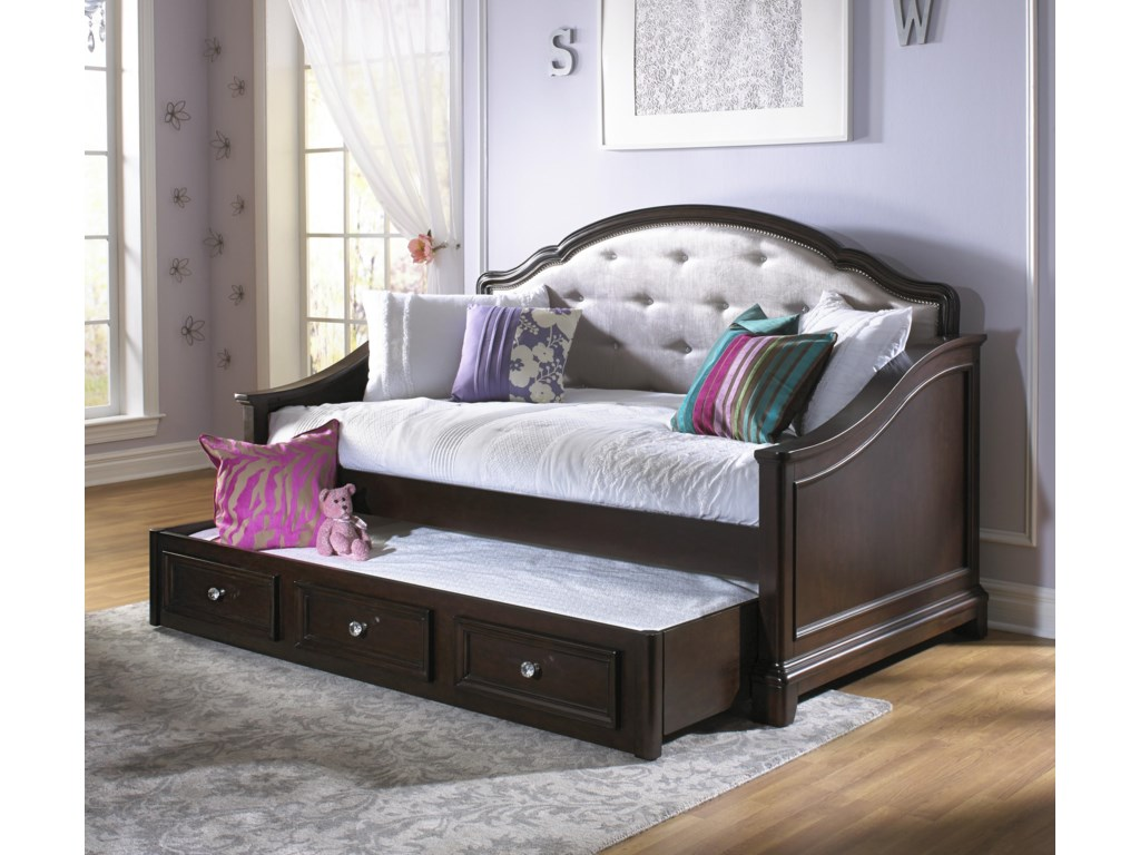 Samuel Lawrence GlamourDaybed with Trundle