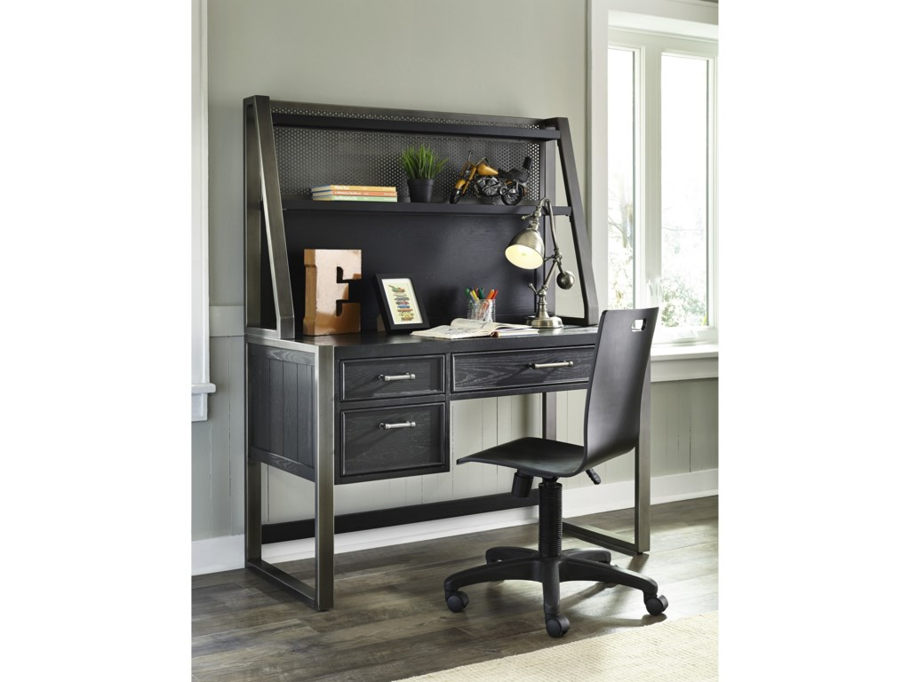 Samuel Lawrence GraphiteDesk Chair