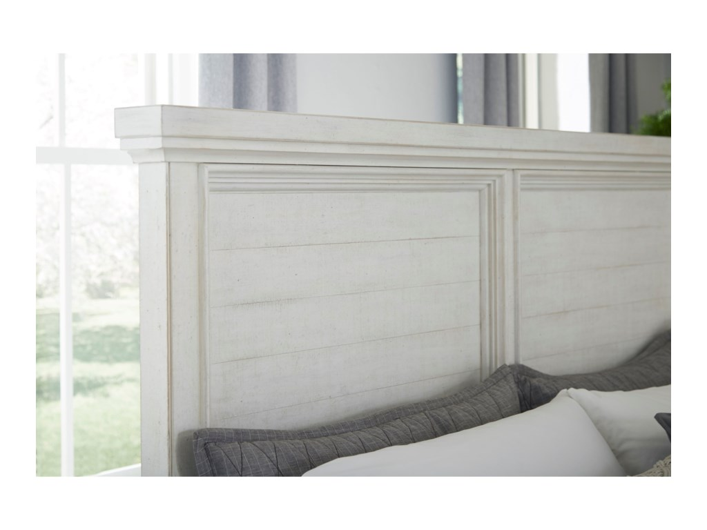Samuel Lawrence HamptonKing Bed