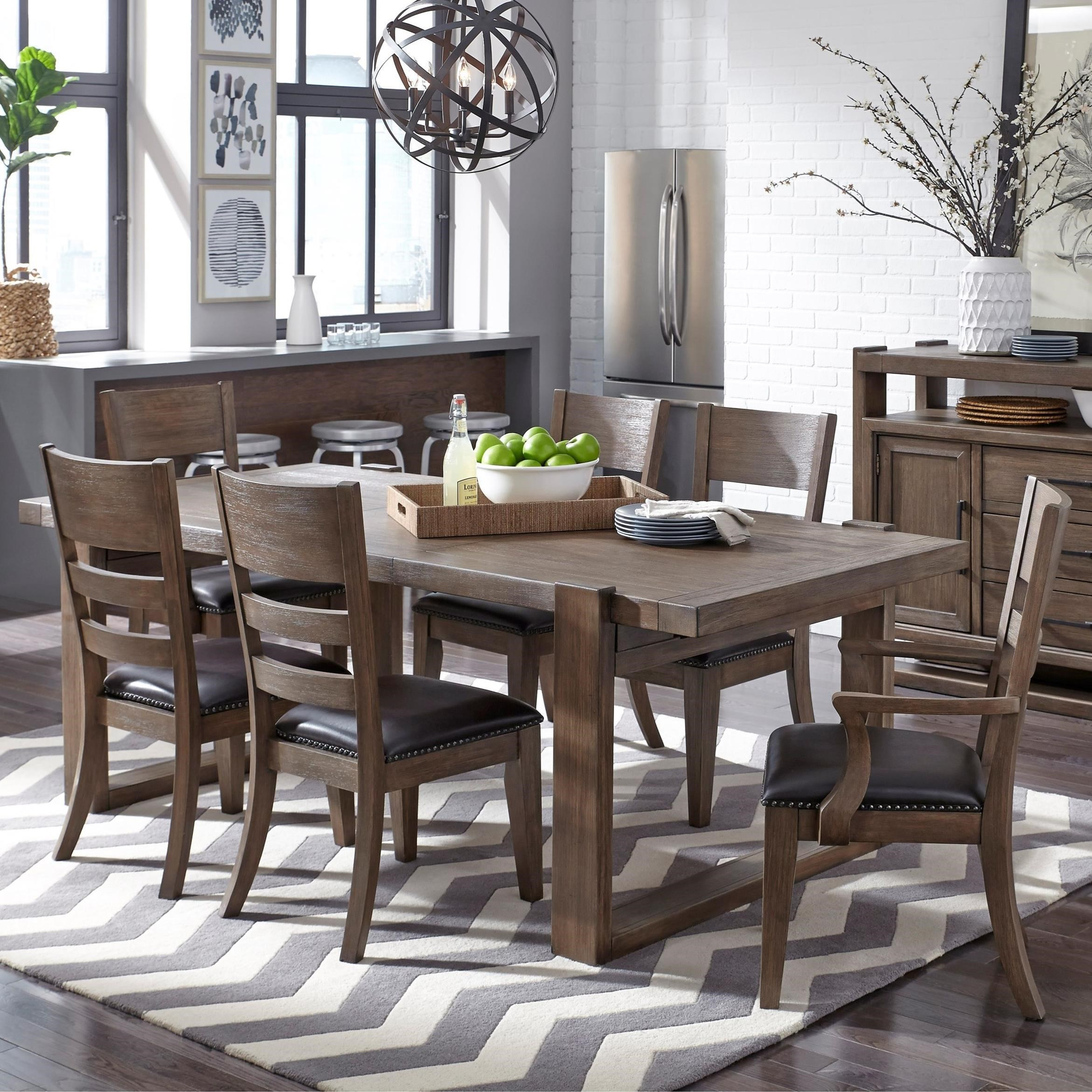 Old Brick Dining Room Sets Decorating Ideas Us House And Home With