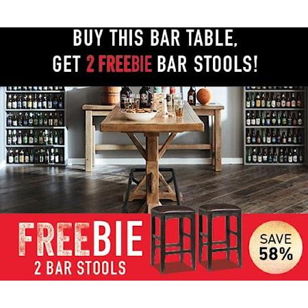 Kassel Pub Set with Freebie!