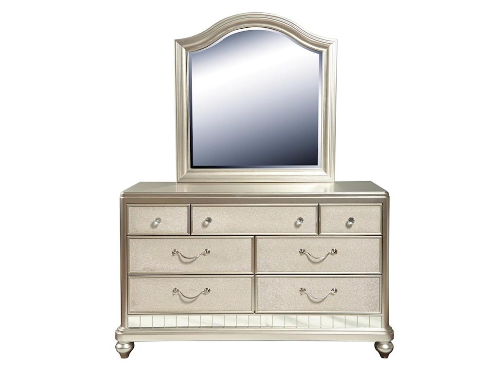 Samuel Lawrence Lil DivaDrawer Dresser