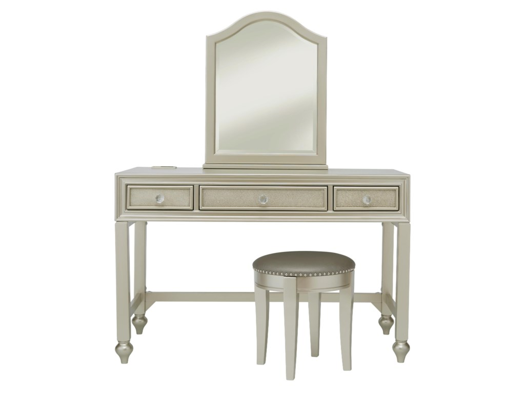 Samuel Lawrence Lil South BeachLil South Beach Vanity Mirror