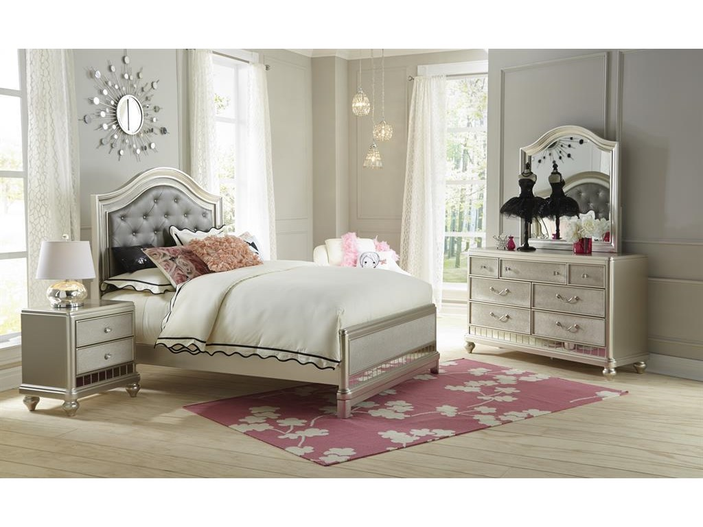 Morris Home Furnishings Lil South BeachLil South Beach Full Panel Bed