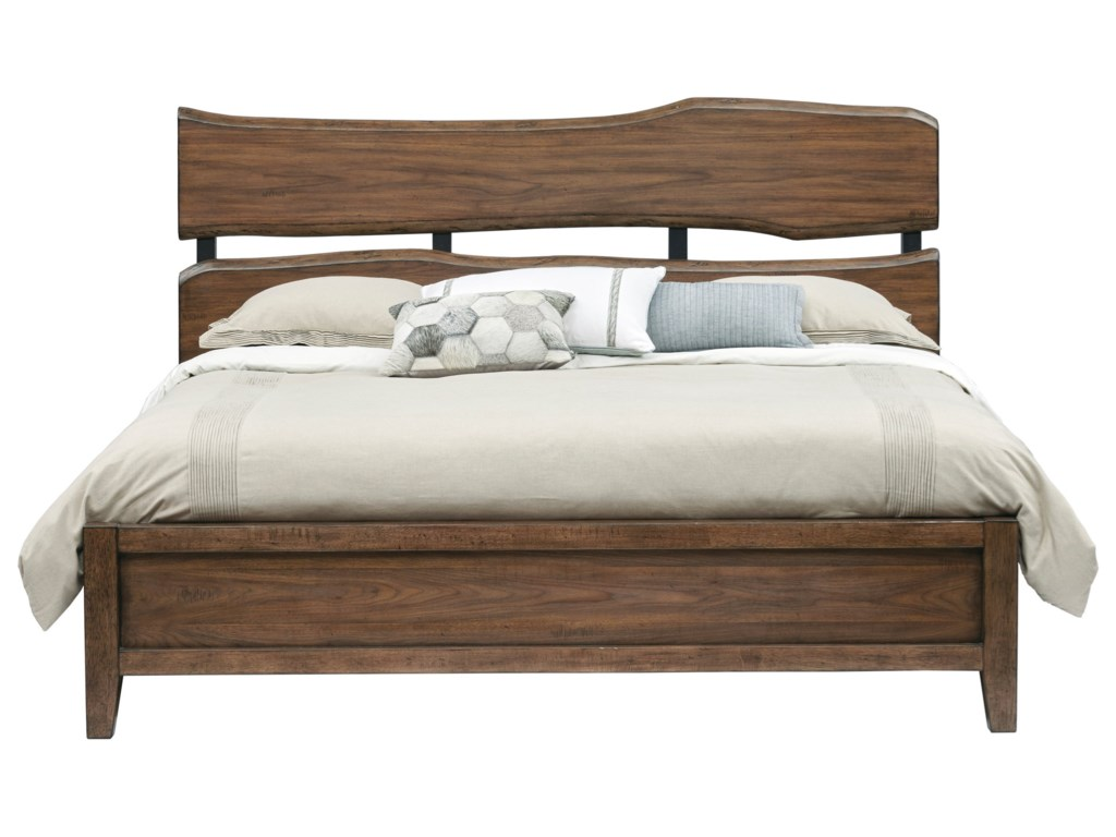 samuel lawrence lincoln park live edge california king bed