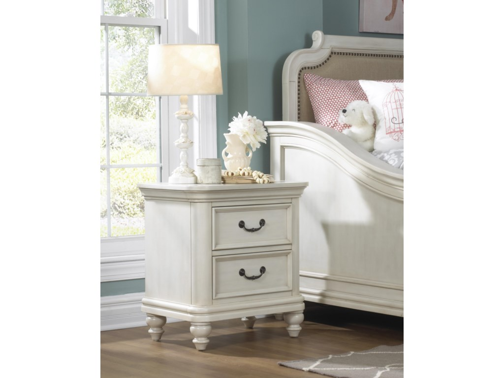 Samuel Lawrence MadisonNightstand