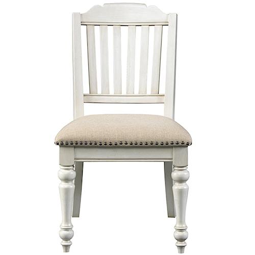 Kidz Gear Everly White Desk Chair