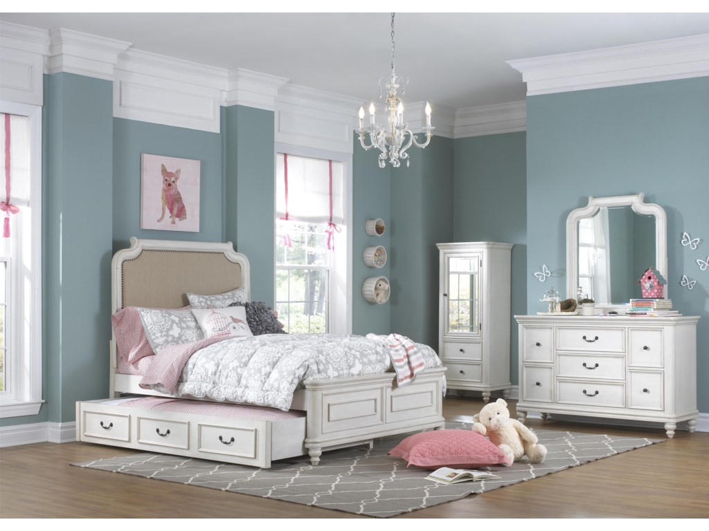 Samuel Lawrence MadisonTwin Trundle Bed