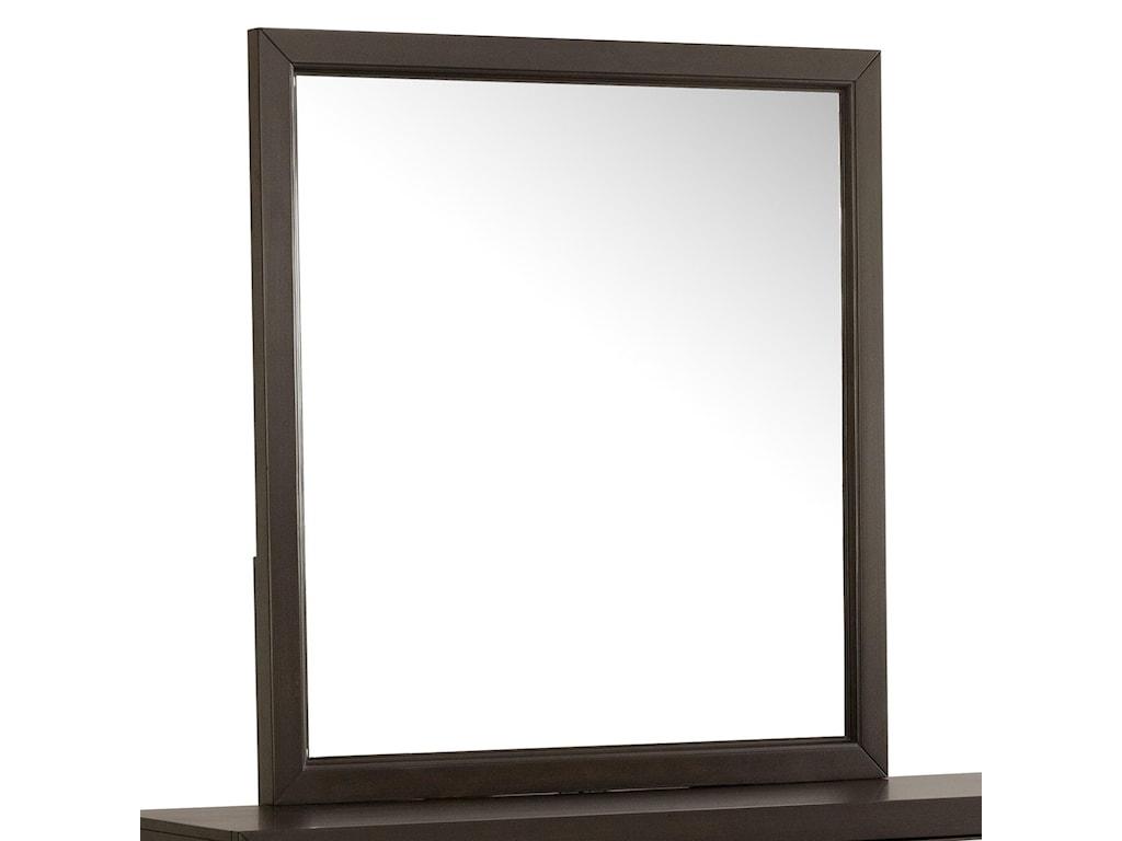 Samuel Lawrence Metro DarkLandscape Mirror