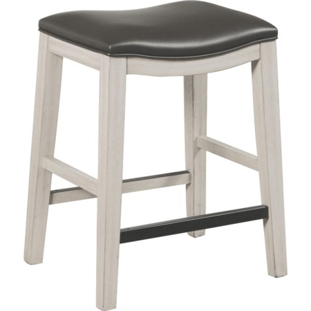 Mayfield Backless Stool