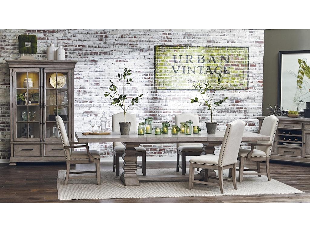 Morris Home Furnishings Webster StreetWebster Street 5-Piece Table