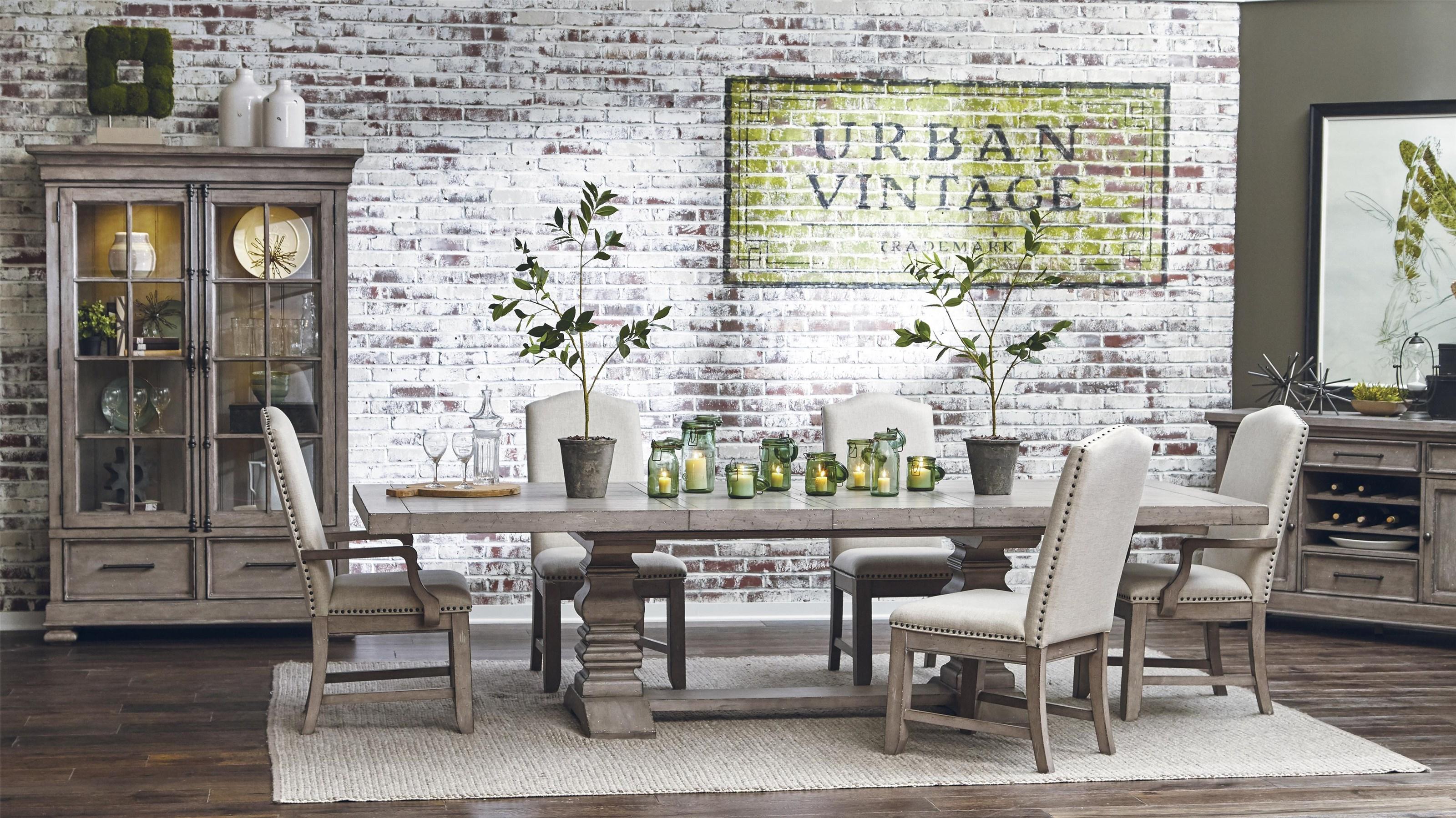 Charmant Morris Home Furnishings Webster StreetWebster Street 5 Piece Table
