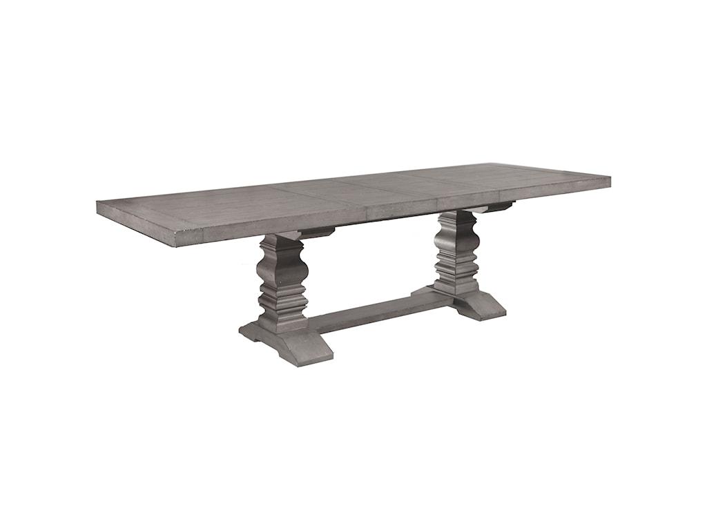 Samuel lawrence prospect hilltrestle dining table