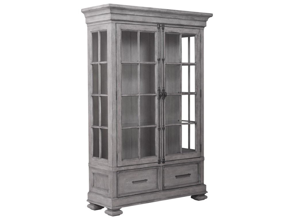 Samuel Lawrence Prospect HillCurio China Cabinet