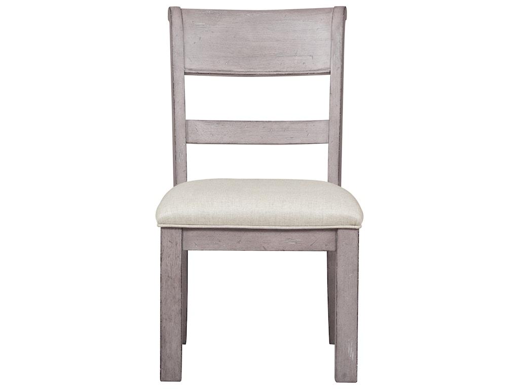 Samuel Lawrence Prospect HillWood Back Side Chair