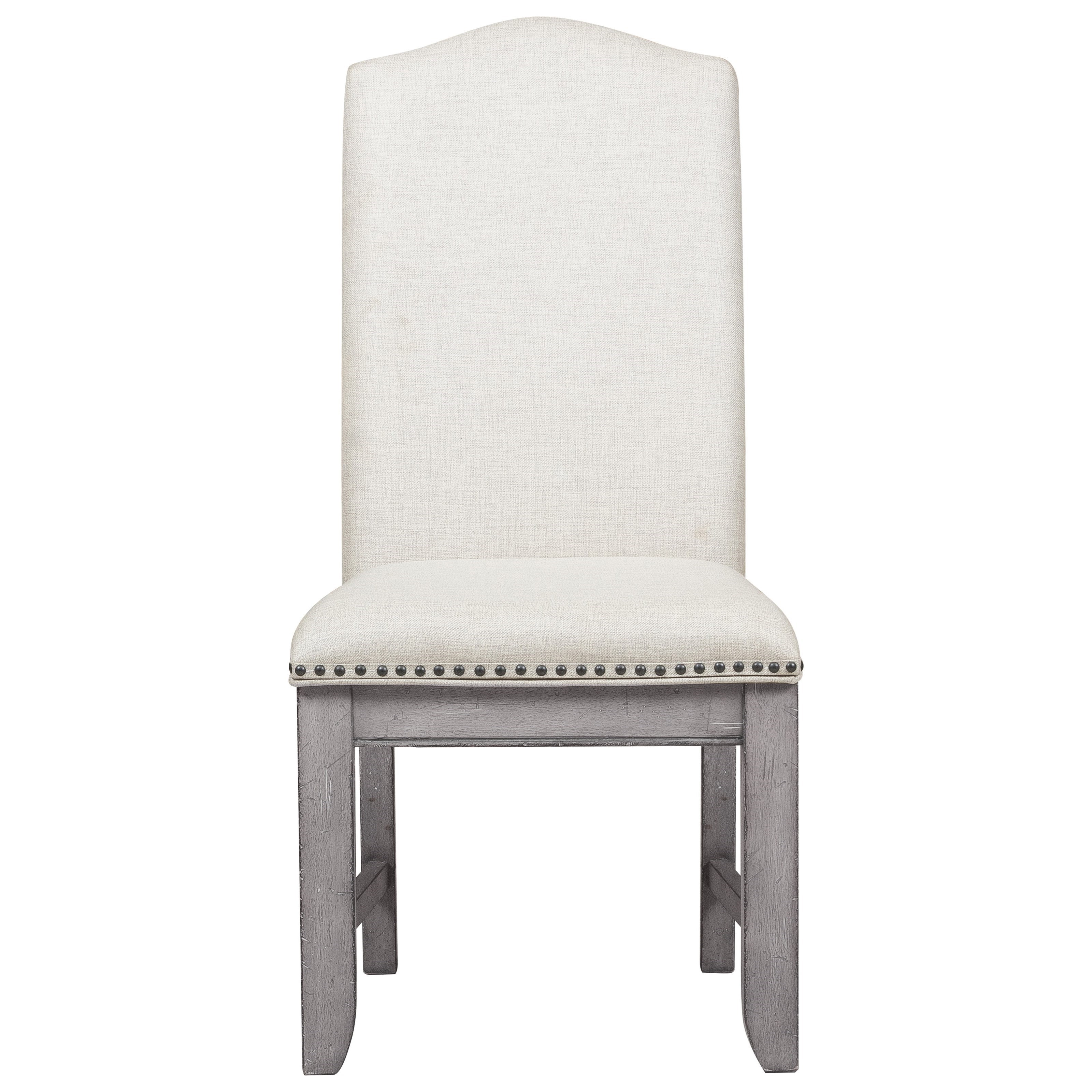 Samuel Lawrence Prospect Hill Upholstered Side Chair With Nail Head Trim |  Value City Furniture | Dining Side Chairs