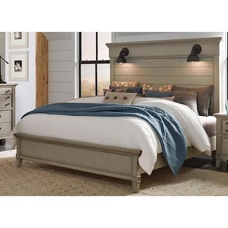 Rhinebeck King Bed